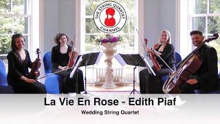 Baixar La Vie En Rose (Edith Piaf) Wedding String Quartet