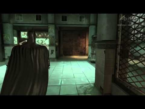 Batman   Arkham Asylum | Walkthrough 13 Saving Dr  Young