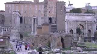Rome - Temple of Saturn
