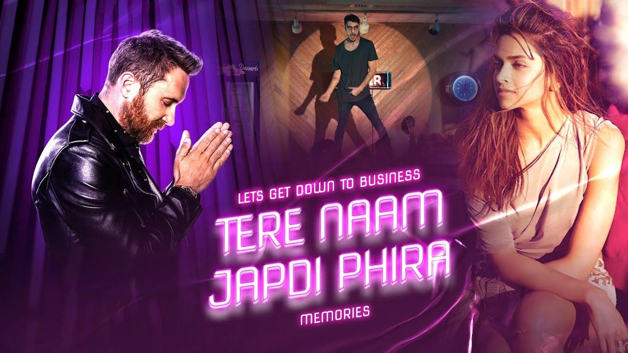 Tera Naam Japdi Phiran x Lets Get Down To Business x Memories | DJ Shadow Dubai x DJ Joel | Cocktail