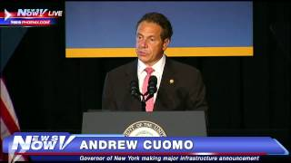 FNN: Gov. Andrew Cuomo Announces Construction of New LaGuardia Airport