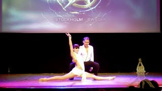 Fabian and Nicolina - Dance Vida Bachata Show in Stockholm