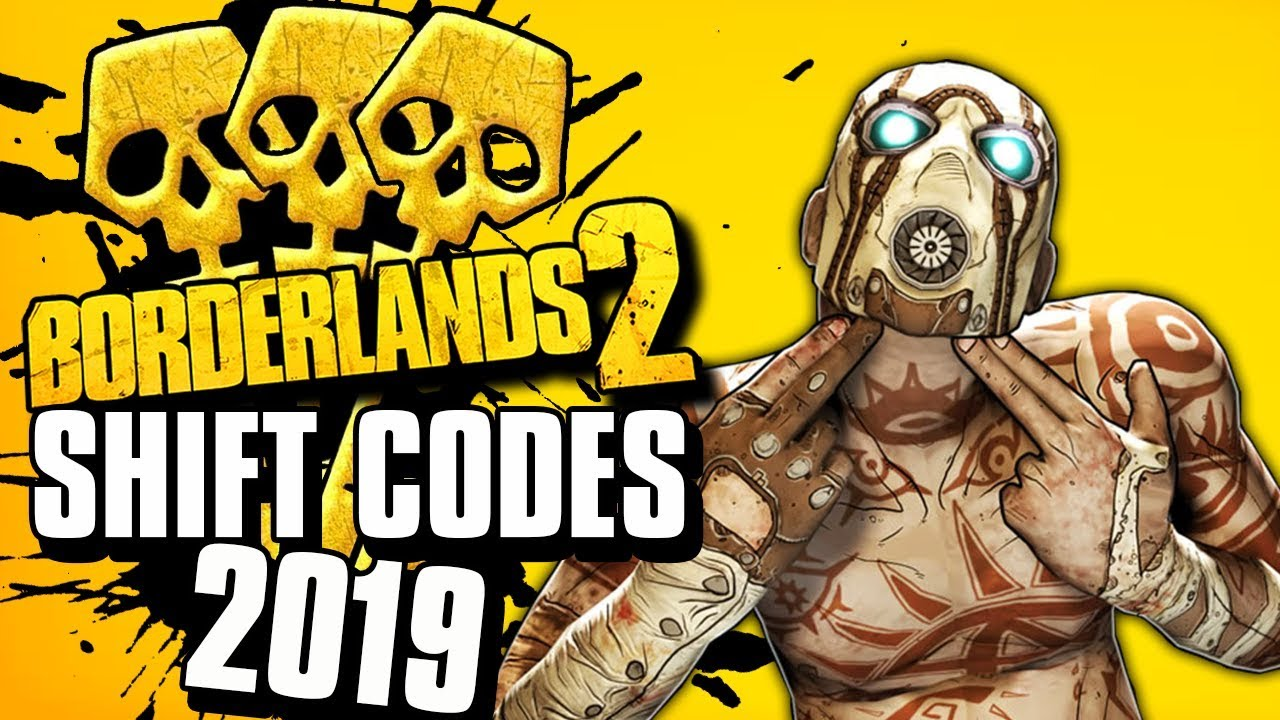 Golden Key Shift Codes For Borderlands 2 (2019) 100 Golden Keys!