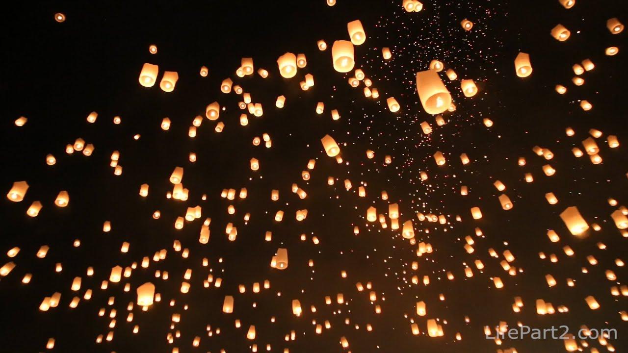 Lantern Festivals in Asia Essay