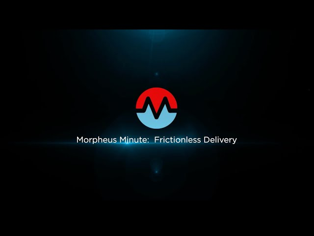 Provide Frictionless Delivery