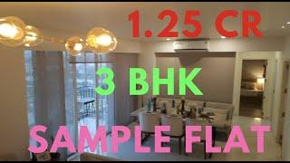 Godrej Aria || 1.25 cr || 3 BHK + SR (2289 sq ft) Sample Flat || Ready-to-move Apartments in Gurgaon