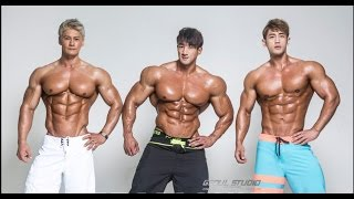 KOREAN BODYBUILDERS : The best Genetics in the WORLD?