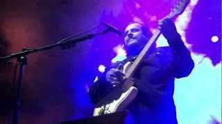 Tito & Tarantula - Alacran y Pistolero (Live @ The Cage Theatre, Livorno, October 27th 2012)