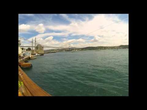 Radisson Blu Bosphorus Hotel, Istanbul HyperLapse Video