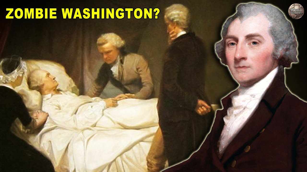 A Doctor Tried to Resurrect George Washington From the Dead