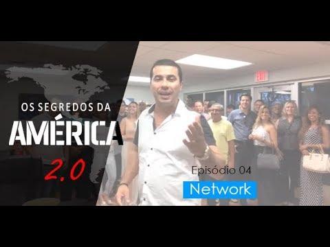"""Os Segredos da América 2.0"" Episódio 4/15 ""Network"""