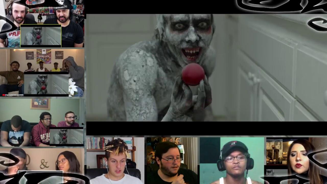"Download Horror Short Film ""The Smiling Man""   ALTER [REACTION MASH-UP]#979"