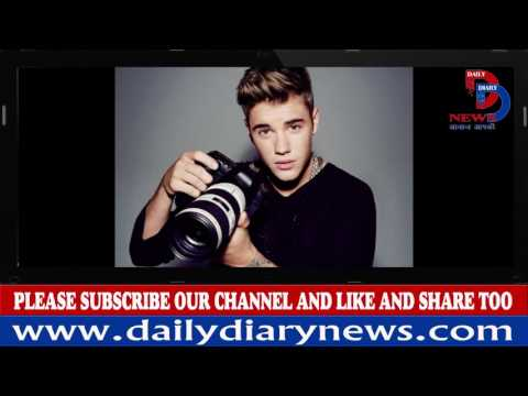 Justin Bieber in India | फैन्स का इंतज़ार खत्म, जस्टिन बीबर भारत में
