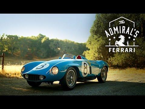 Video: Resurrecting a Forgotten 1955 Ferrari 500 Mondial