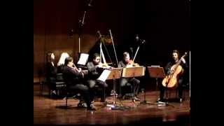 Schumann piano quintett in E flat major, Op.44, 4/