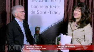 À Tandem M. Pierre Bruneau, invité de la F.A.B.E.