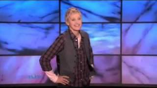 Ellen's Monologue - 03/26/10