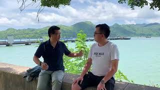 Publication Date: 2020-07-12 | Video Title: 沙頭角碼頭遇到北區區議員溫和達