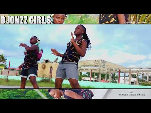 Teaser Djonzz Girls- Shatta wale Ayo remake video danse 2017