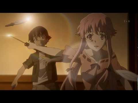 Mirai Nikki - Yuno's Knife Skills