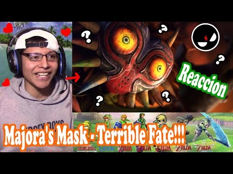 Majora's Mask - Terrible Fate | XprojectOriginal Reaccion Hype (Reaction)