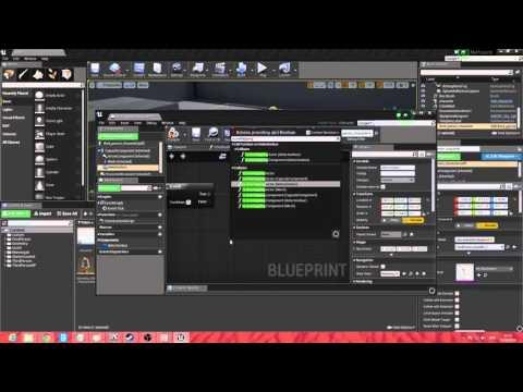 Unreal engine basic stealth game tutorial (beginner)