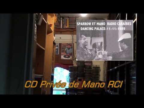 CD-Privée de Mano Radio Caraïbes Martinique