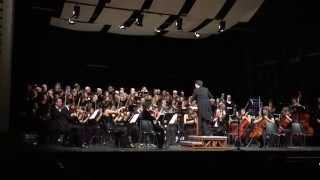 Corale Quadriclavio -  bis del concerto Carmina Burana  - O Fortuna