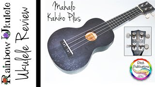 Ukulele Demonstration - Mahalo Kahiko