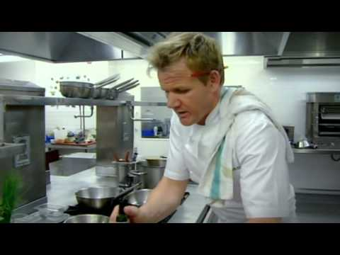 Fish Stew with Janet Street Porter - Gordon Ramsay