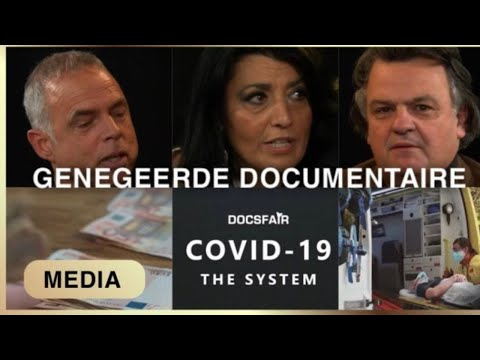 #43 Media weigert 'COVID 19' documentaire. Ab Gietelink, Nico Sloot en Belgin Inal.