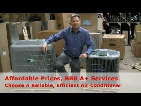 Carrier Infinity Air Conditioners Minneapolis St Paul Mn