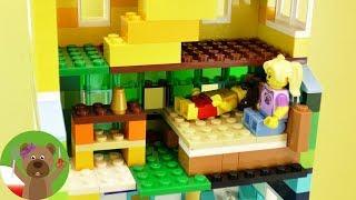 Sypialnia Lego | wielopiętrowy domek LEGO