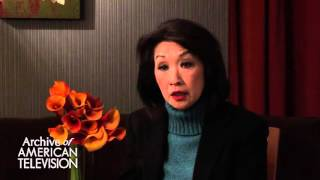 Connie Chung discusses becoming co-anchor at CBS News - EMMYTVLEGENDS.ORG
