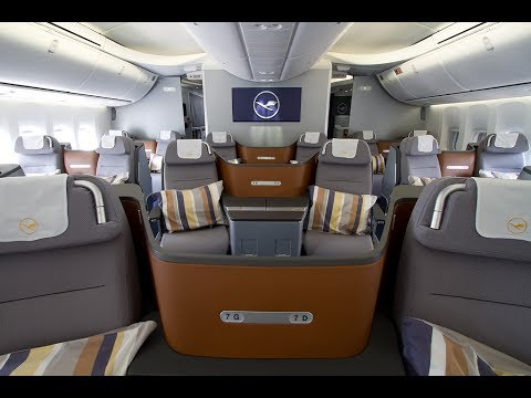 THE LUFTHANSA BUSINESS EXPERIENCE! | WASHINGTON-FRANKFURT | B747