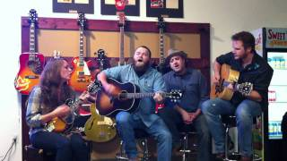 Gibson Austin Backroom Bootleg Sessions - Larry Hooper with Jamie Wilson, Jeromy Hooper & Jason Eady