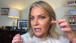 How To: Makeup for Hooded Eyes Using Sephora's Crystal Drama Eye Palette