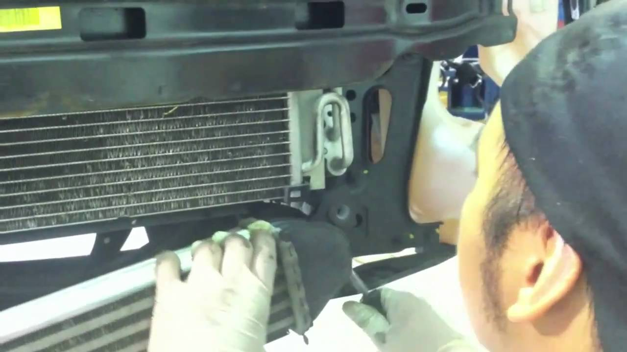 Helix Mini Cooper Stepped Intercooler Installation Video Youtube 2008 Timing Belt