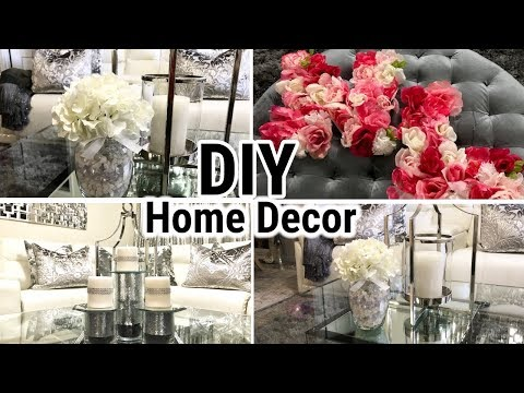 DIY Home Decor Ideas 2018 | Dollar Tree DIY Mirror Decor