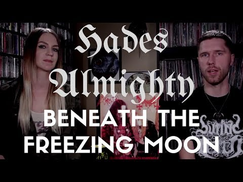 Hades Almighty Beneath The Freezing Moon
