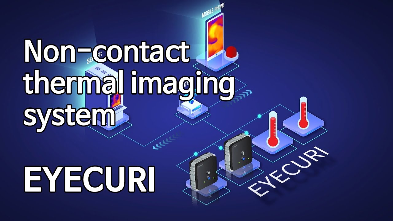 (ENG) Non-contact thermal imaging system / EYECURI