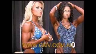 Women's Muscle - Pro Women's Pump Room