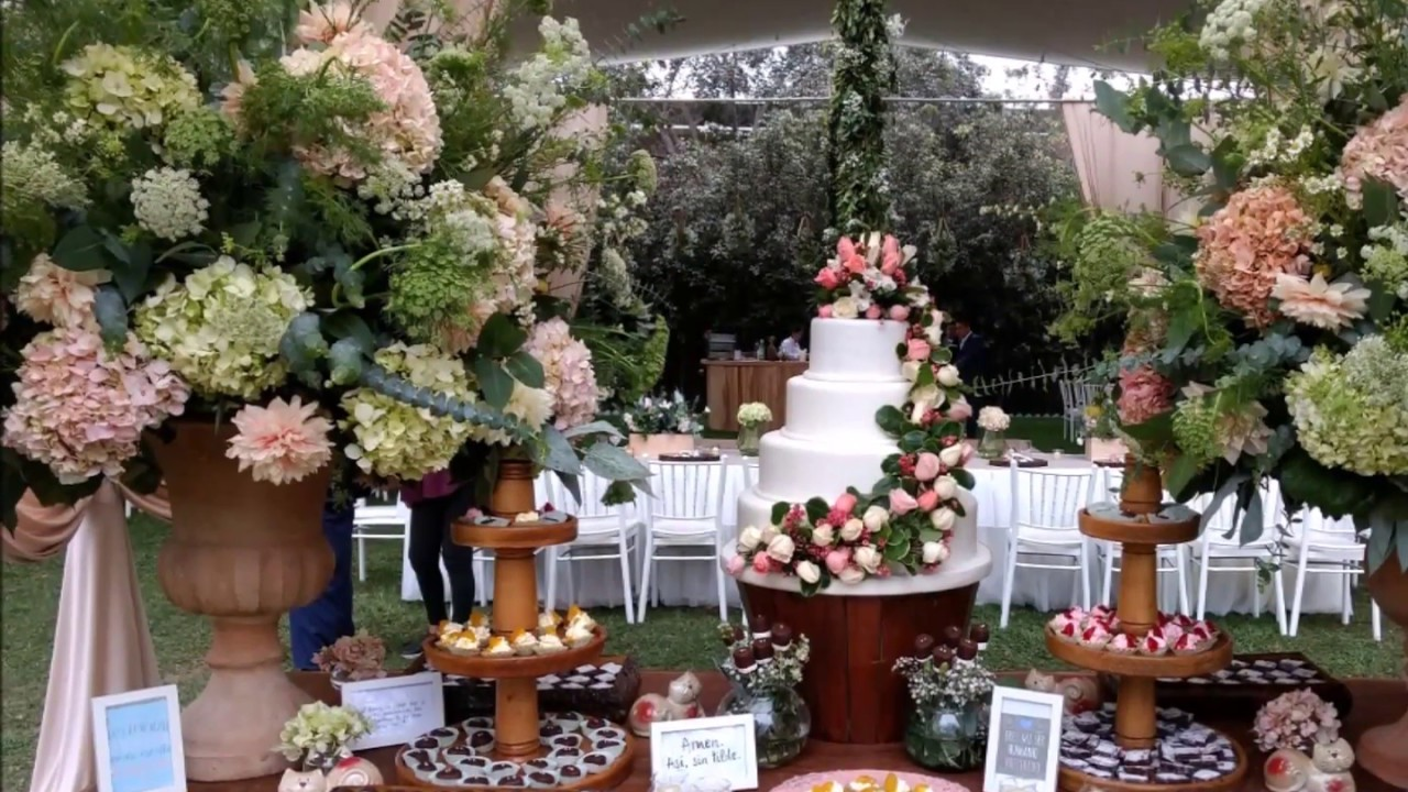 Boda campestre boda rustica ideas para decorar tu boda for Decoracion boda campestre