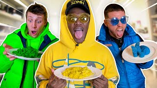 Download SIDEMEN EATING ONE COLOUR FOOD FOR 24 HOURS CHALLENGE Mp3 and Videos