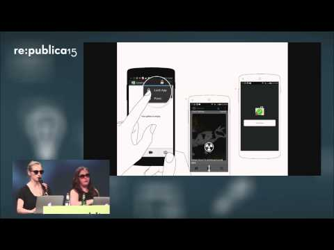 re:publica 2015 - Addie Wagenknecht & Jillian York: Deep Lab on YouTube