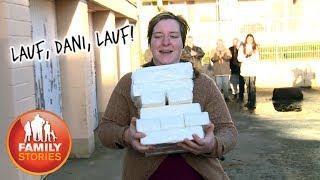Strafe muss sein! - Sprint mit Frittenfett |Ein Block nimmt ab |Family Stories