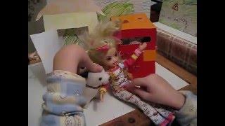 Вольт против трёх / серия 4 / мультфильм с игрушками про супер-собаку