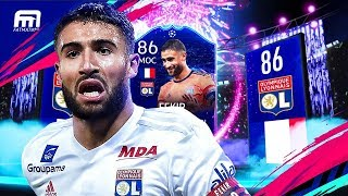 FIFA19 | UCL LIVE REVIEW - NABIL FEKIR (86) ! ULTIMATE TEAM