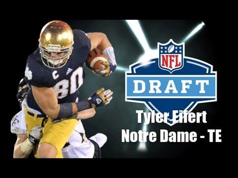 Tyler Eifert - 2013 NFL Draft Profile