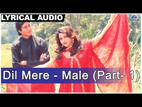 Dil Mere (Male) Full Song With Lyrics | Sooryavansham | Amitabh Bachchan, Soundarya, |